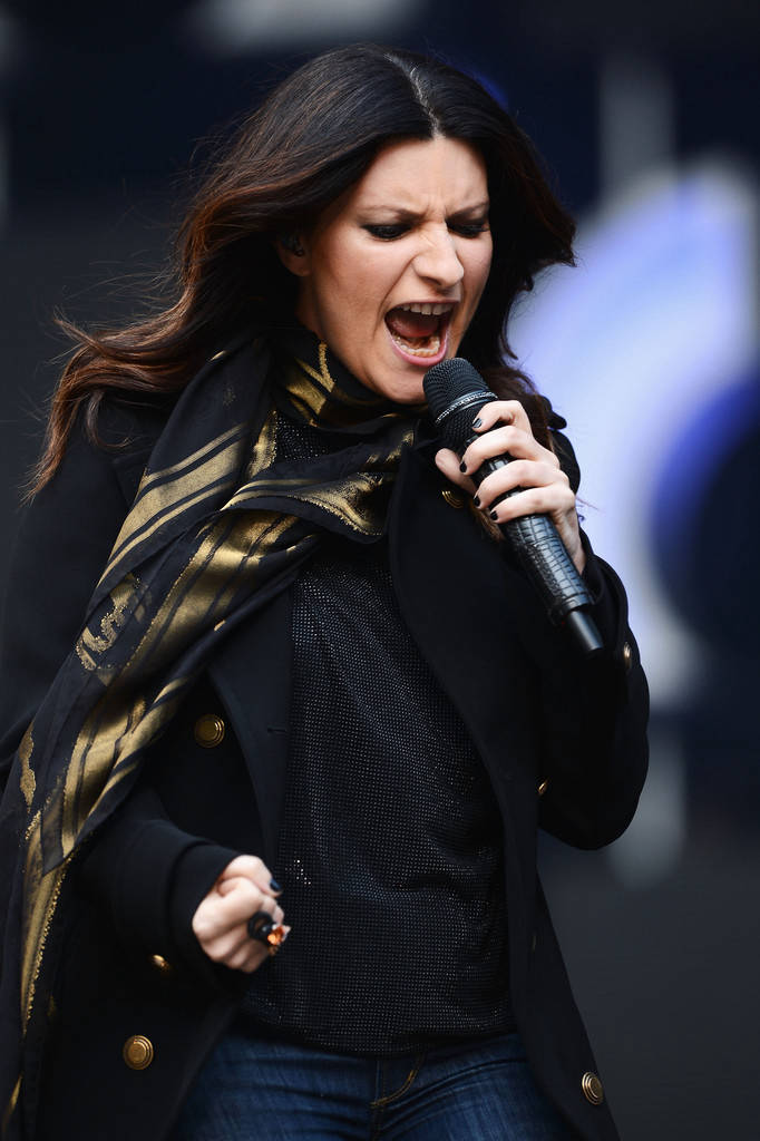 Laura Pausini Chime for change concert