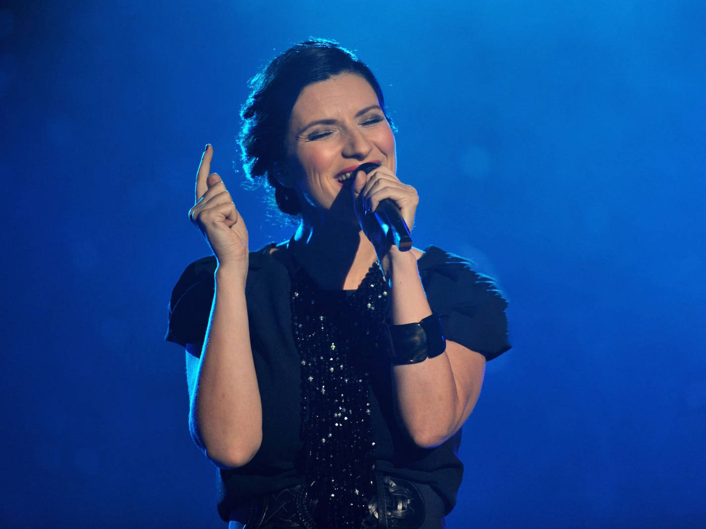 Laura Pausini Person of the year 2013
